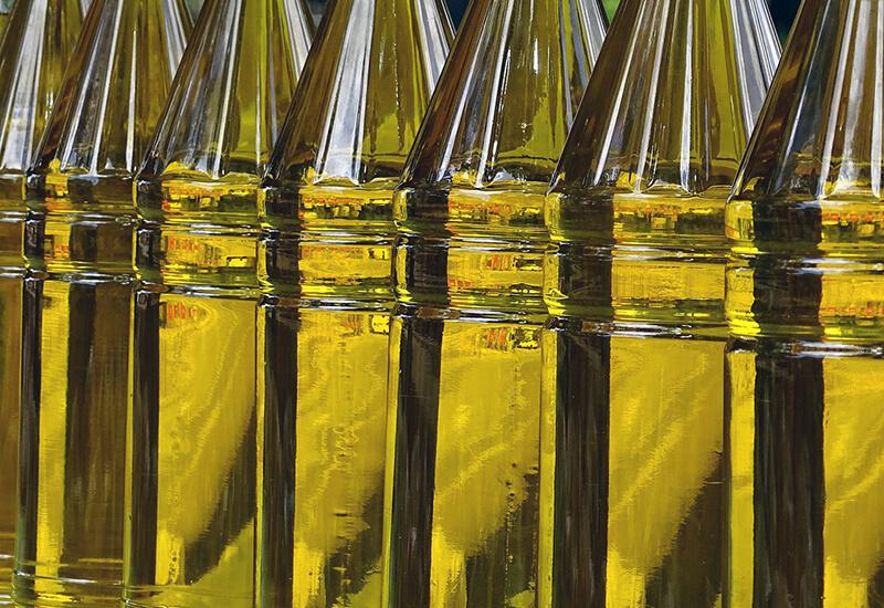conservazione olio di oliva
